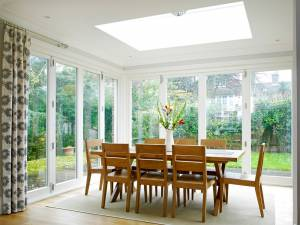 Timber Folding Sliding Doors (Bi-Fold)