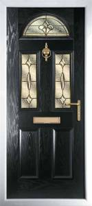 Crown Duo (3) Composite Front Door