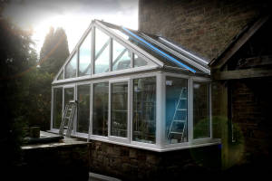 Gable Conservatory - Hornby, Lancaster