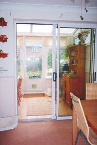 Tricept UPVC Sliding Patio Doors