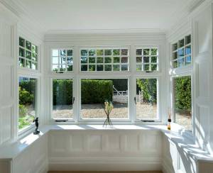 Residence 9 Flush Sash Windows - Call for a window installation price