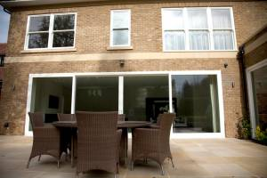 Bereco Timber Sliding Patio Doors