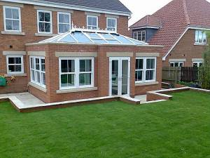 Ultraframe Orangeries in Lancashire, Cumbria, Yorkshire
