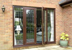 Tricept UPVC French Doors