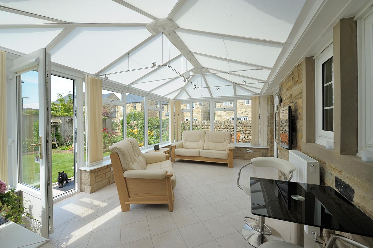 About A New Conservatory About Ultraframe