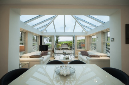 Loggia - Fully insulated living space