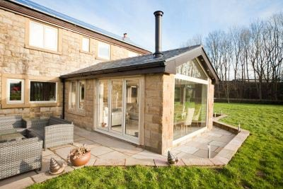 realROOF solid roof conservatory