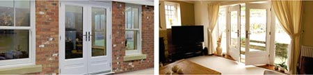 French Doors - Lancashire - Cumbria - Yorkshire