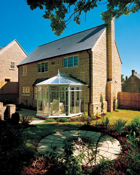 Ultraframe Victorian Style Conservatory