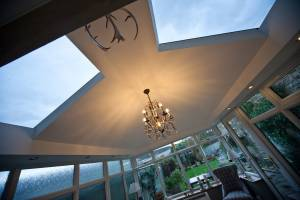 Ultraframe LivinROOF Solid Conservatory Roof