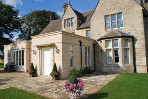 Windows specifically designed for listed buildings